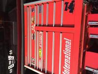 International 42in tool chest