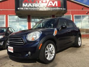 2011 MINI Cooper Countryman Alloys, Leather, We Approve ALL Cred