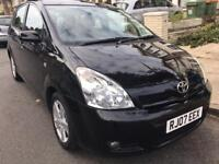 TOYOTA COROLLA VERSO T3 D4D 7 SEATER MANUAL