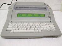 BROTHER GW-25 ELECTRONIC TYPEWRITER WORDPROCESSOR