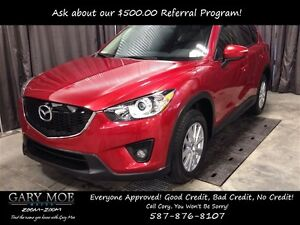 2015 Mazda CX-5 GS *AWD* *HEATED SEATS* *BACK-UP CAMERA*