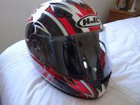 HJC Motorcycle Helmet L 60cm