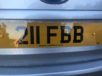 211fbb private number plate