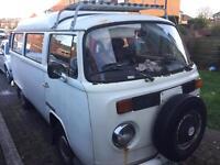 1972 vw bay window camper