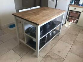 Ikea kitchen centre unit