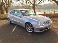 Mercedes Benz CDI 220 Diesel COUPE, Full Leather, Full Mercedes Service