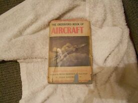 The Observers Book of Aircraft 1958