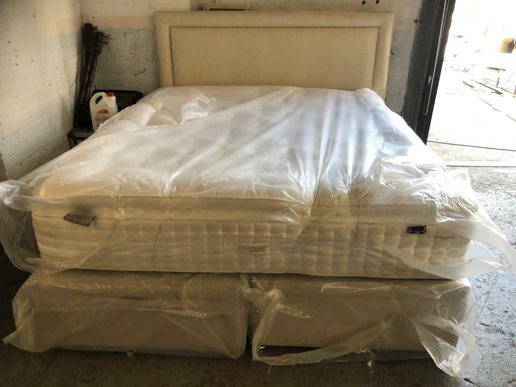 Surprising Super King Size Ottoman Bed Base With Mattress Headboard In Didsbury Manchester Gumtree Andrewgaddart Wooden Chair Designs For Living Room Andrewgaddartcom