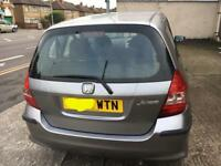 Automatic Honda jazz 2009 1.4 patrol 31000 miles on clock