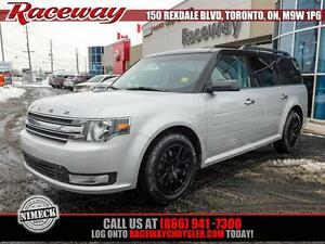 2015 Ford Flex SEL AWD|LOADED|Trade in