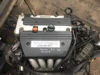 Honda Accord 2.0 vtec 2004 engine