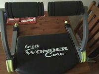 Smart wondercore & rowing machine for sale.
