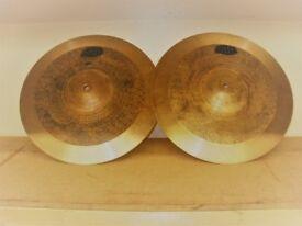 WHD primitive hi - hat cymbals