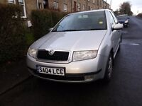 Skoda Fabia 1.2 Comfort 5dr SMOOTH DRIVE, CLEAN AND RELIABLE