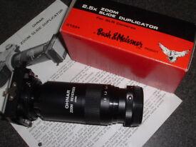 35mm Slide Copier