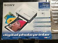 SONY DIGITAL PHOTO PRINTER