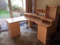 Birch effect office desk