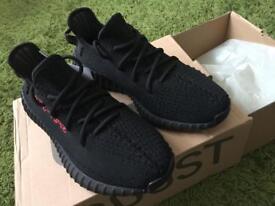 Adidas yeezys 350 v2 Bred uk 8