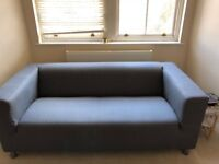 Two Klippan Ikea sofas in great condition