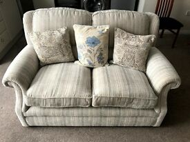 PRICE DROPPED! Parker Knoll - 2 Seater Sofa - New Condition - Only 6 Months Old