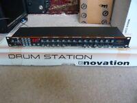 Novation Drum Station rackmount unit drum synth