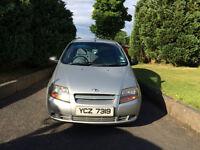 2004 Daewoo Kalos ( not Micra Clio Polo Ford Fiesta Citroen Volkswagen Golf Corsa )