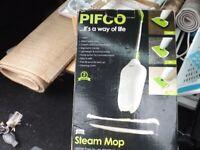 pifco steam mop