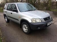 2000 X REG HONDA CR-V 2.0 LS AWD 4X4 MANUAL