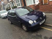 Vw polo 1.4tdi PD 2002 FSH