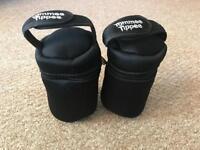Bottle insulators