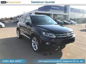 2015 Volkswagen Tiguan Highline PST Paid - Navigation - Remot...