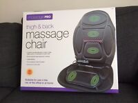 Thigh And Back Massage Chair