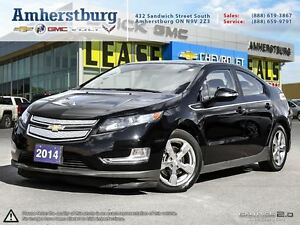 2014 Chevrolet Volt - HYBRID - HEATED SEATS, BACKUP CAM & MORE!