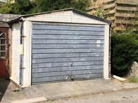 FREE prefab concrete garage