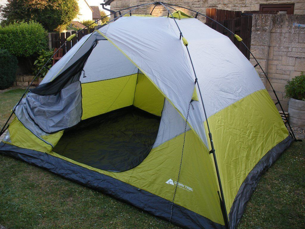 ozark trail instant tent just fold out & lift poles 60 seconds | in Witney,  Oxfordshire | Gumtree