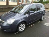 Vauxhall zafira seven seats excellent condition only 2999
