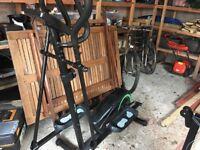 York fitness 110 cross trainer