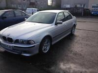 Bmw E39 525i M Sport ( Urgent Sale Required
