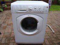 Hotpoint Aquarius washine machine