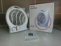 2kw fan heater in very good condition for £5