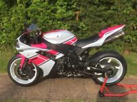 Yamaha R1 4C8 2008