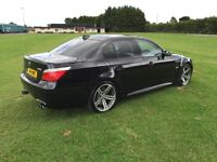 BMW 5 SERIES (E60/E61) M5 2007 - FSH, Warranty until September 2018, exceptional condition
