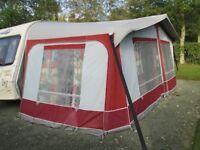 Starcamp caravan awning
