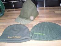 3 trakker fishing hats