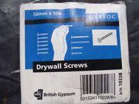 GYPSUM DRYWALL SCREWS