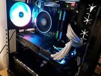 AMD Ryzen 7 1700 8-core/16-thread CPU Processor Unlocked incl RGB Cooler