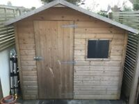 Shedstore 7'x6' Garden Shed for sale - excellent condition