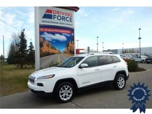 2014 Jeep Cherokee North 5 Passenger, Front Wheel Drive, 2.4L