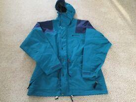 Gortex Jacket, lge gents, very good condition