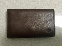 * BNWT Brown Leather MULBERRY Card Holder - 100% GENUINE - RRP £120 - Bargain *